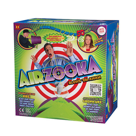 Airzooka Air Shooter - Green