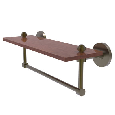 Allied Brass Washington Square Collection 30 InchDouble Towel Bar