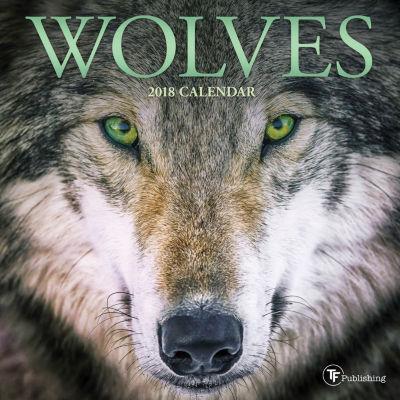 2018 Wolves Mini Calendar
