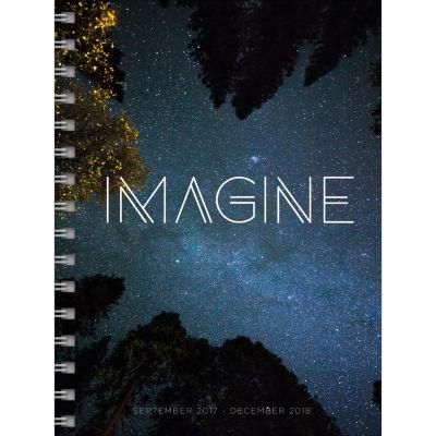 2018 Imagine Medium Weekly Monthly Planner