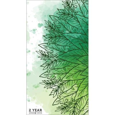 2018-2019 Verdant 2-Year Pocket Planner