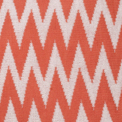 Rizzy Home Jacob Knitted Chevron Decorative Pillow