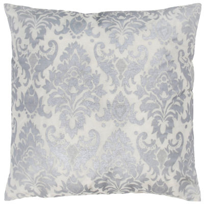 Rizzy Home Michael Damask  Decorative Pillow