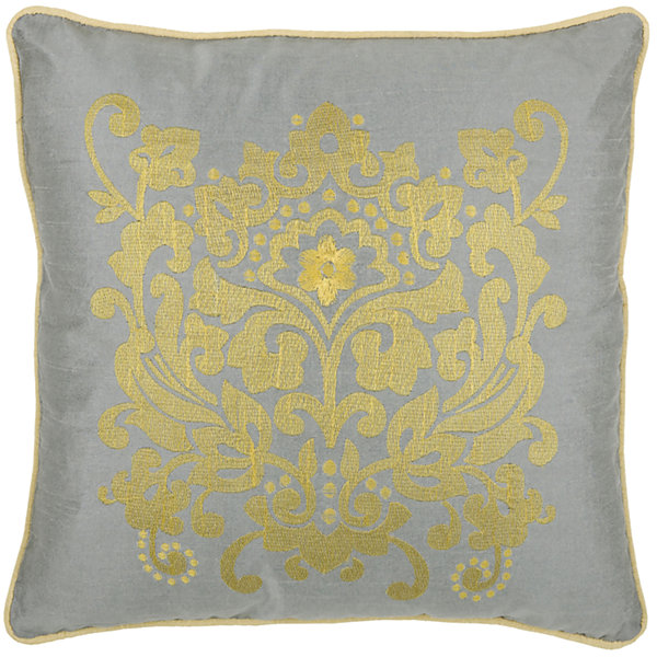 Rizzy Home Ethan Medallion Decorative Pillow