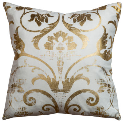 Rizzy Home Tyler Fretwork Decorative Pillow