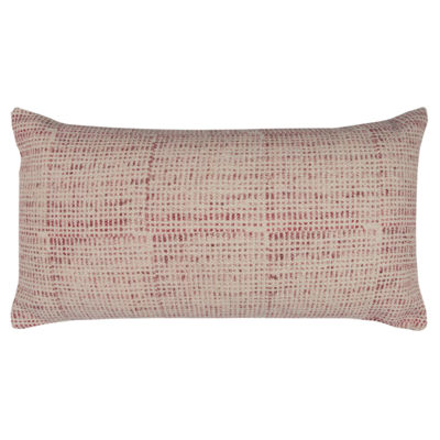 Rizzy Home Nathaniel Textured Solid Decorative Pillow