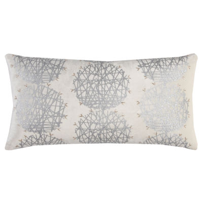 Rizzy Home Brandon Medallion Decorative Pillow