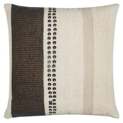 Rizzy Home Bryan Vertical Stripe Kilim Decorative Pillow