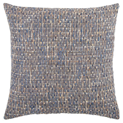 Rizzy Home Ian All Over Threaded Pattern Decorative Pillow