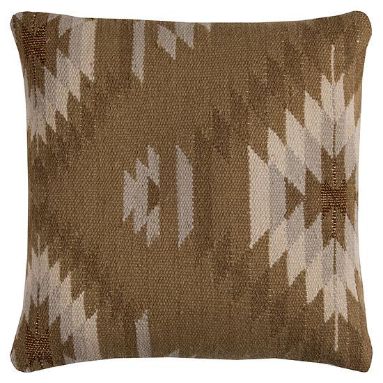 Rizzy Home Joasta Southwestern Decorative Pillow