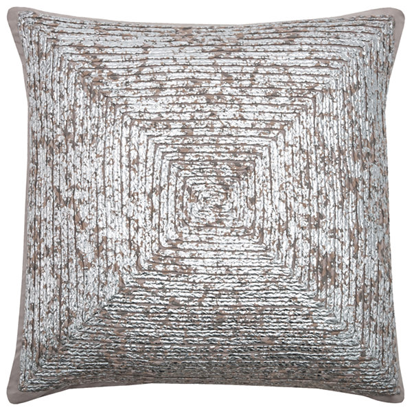 Rizzy Home Bailey Square Decorative Pillow