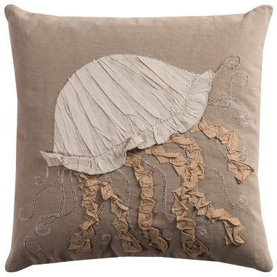 Rizzy Home Owen Octopus Decorative Pillow