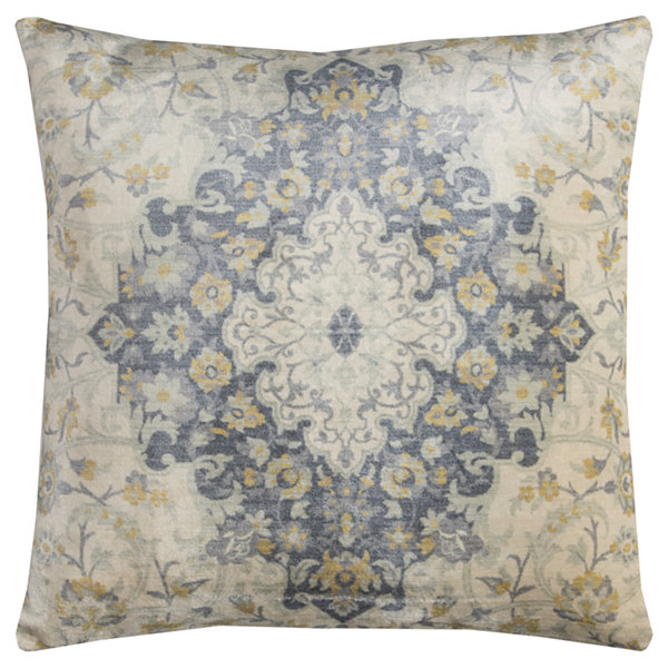 Rizzy Home Ailsa Central Medallion Decorative Pillow