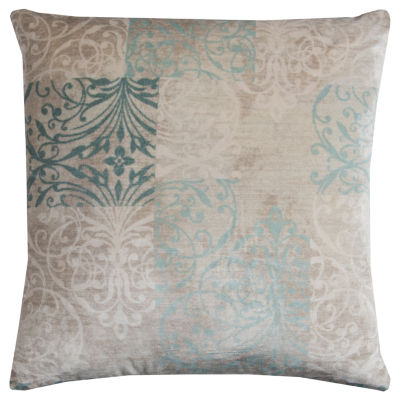 Rizzy Home Decorative Pillows : Rizzy Home Millie Block Pattern Decorative Pillow - JCPenney