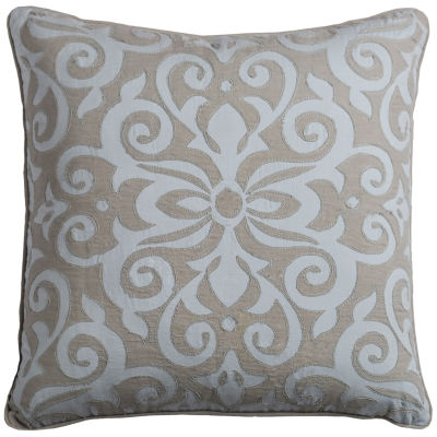Rizzy Home Tammy Medallion Decorative Pillow