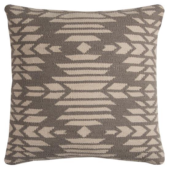 Rizzy Home Johanna Southwestern Decorative Pillow