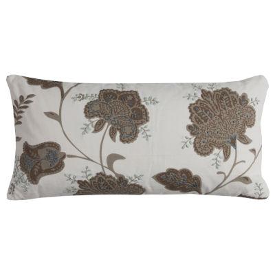 Rizzy Home Matt Floral Decorative Pillow