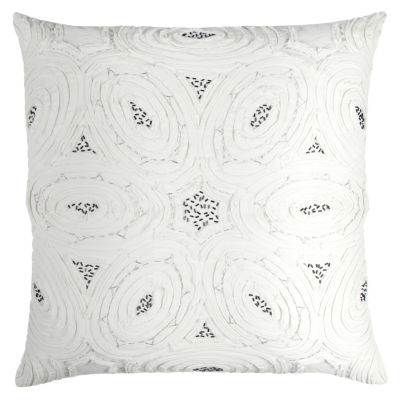 Rizzy Home Oscar Geometric   Decorative Pillow