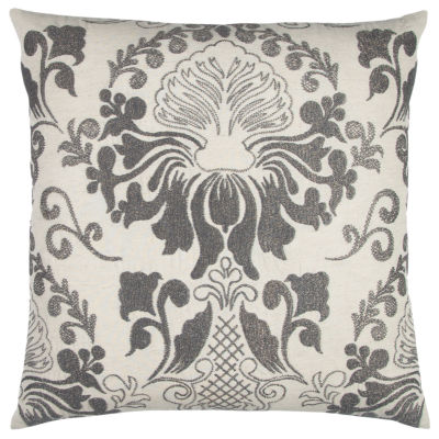 Rizzy Home Deborah Floral Decorative Pillow