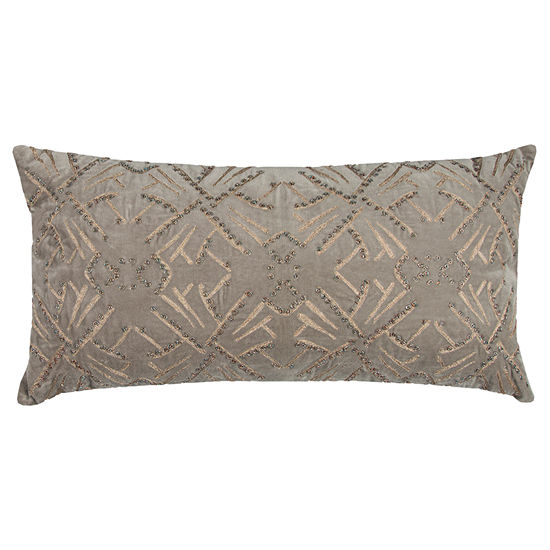 Rizzy Home Kenny Geometric Decorative Pillow