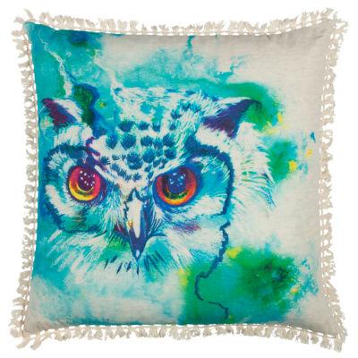 Rizzy Home Adam Owl Decorative Pillow