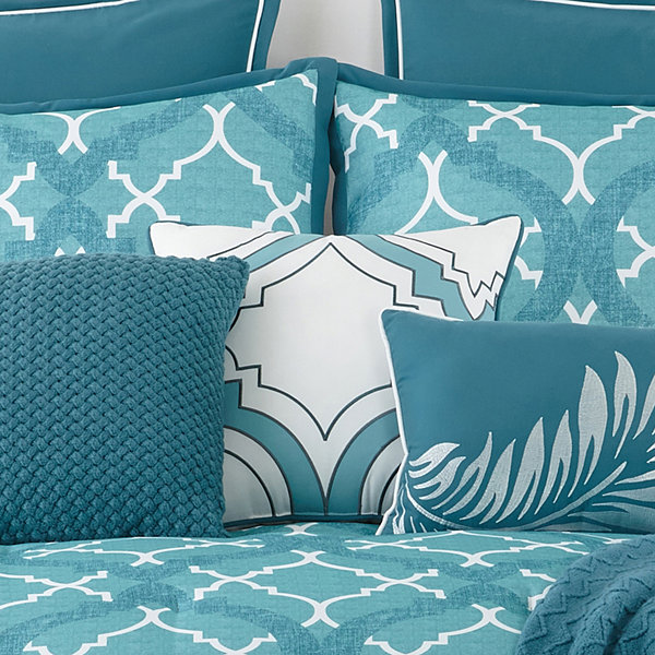 Home Expressions Resort 10-pc. Comforter Set