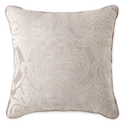 Royal Velvet Cassata Square Throw Pillow