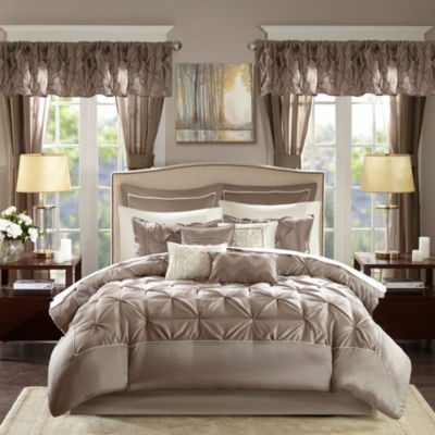 Madison Park Essentials Loretta 24-pc Comforter Set