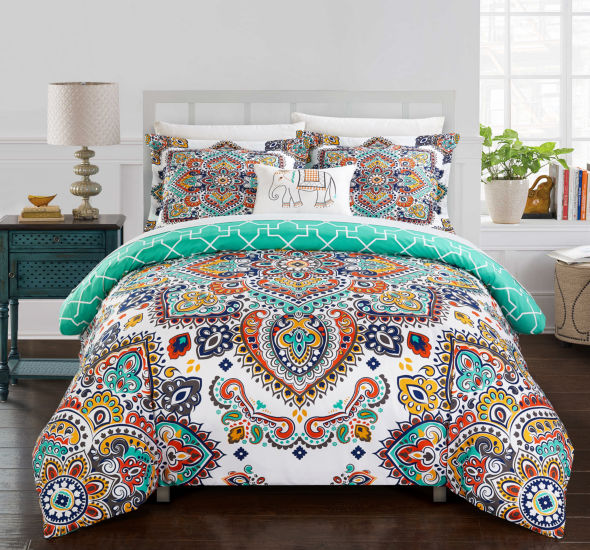 Chic Home Raypur Comforter Set