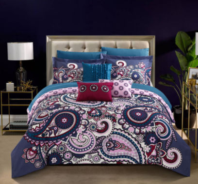 Chic Home Remsen 10-pc. Comforter Set