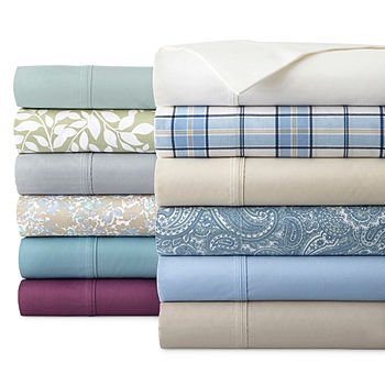 Jcpenney Home Collection Queen Flat Sheet