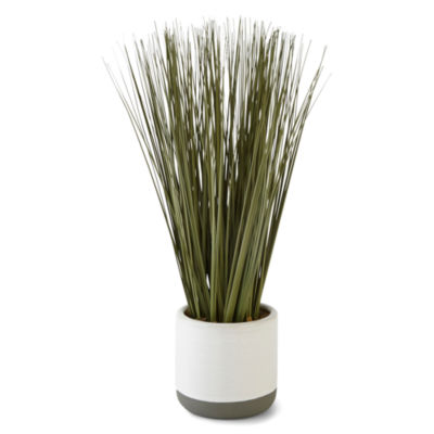 JCPenney Home RS Faux Tall Greenery