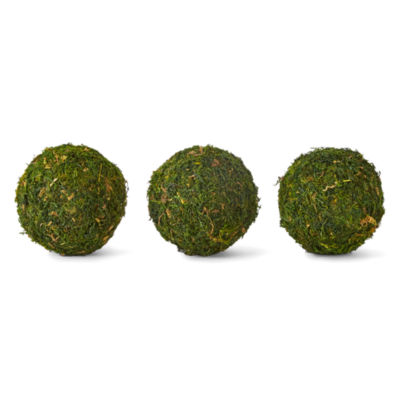 JCPenney Home Moss Filler Decorative Balls