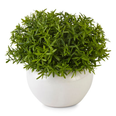 JCPenney Home Faux Greenery Mini