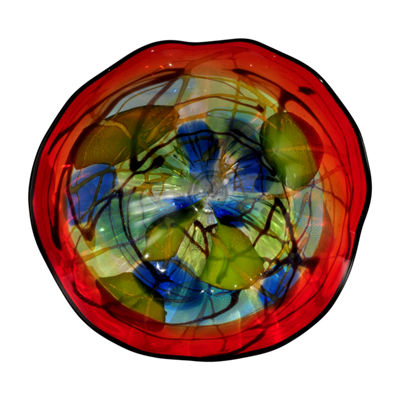 Dale Tiffany Vallone Art Glass Wall Decor