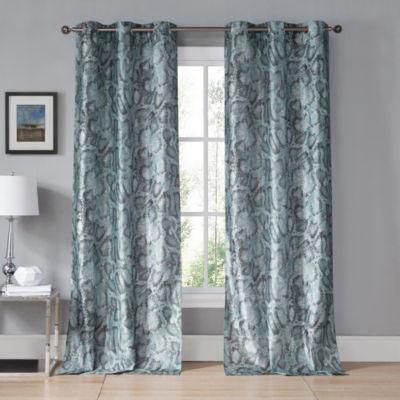 Kensie Beverly Kensie Shower Curtain