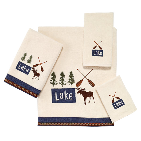 Avanti Lakeville Bath Towel Collection