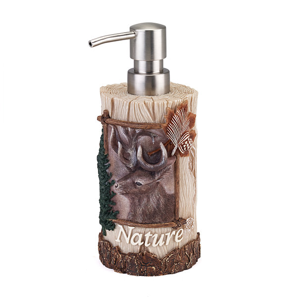 Avanti Nature Walk Soap Dispenser
