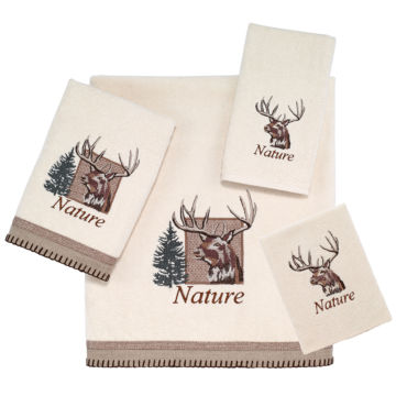Avanti Nature Walk Bath Towel Collection