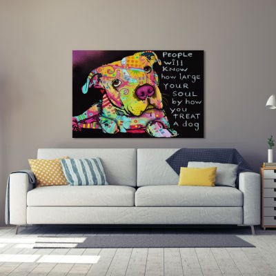 Firu by Dean Russo Canvas Print