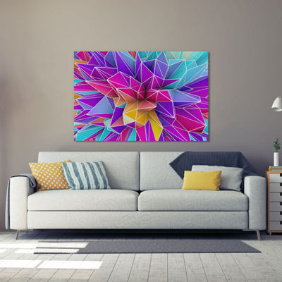Kaos Pop by Diego Tirigall Canvas Print