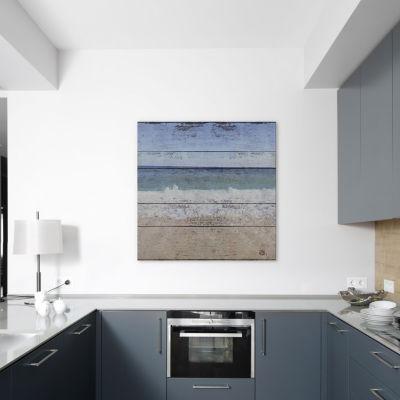 Seascape I by Irena Orlov Canvas Print