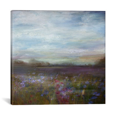 Meadow by Symposium Design Canvas Print