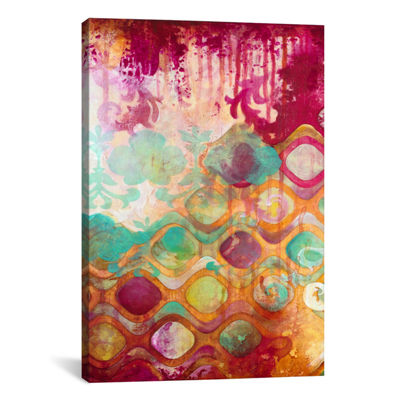 Overload I by Heather Robinson Canvas Print