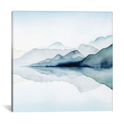 Glacial II by Grace Popp Canvas Print