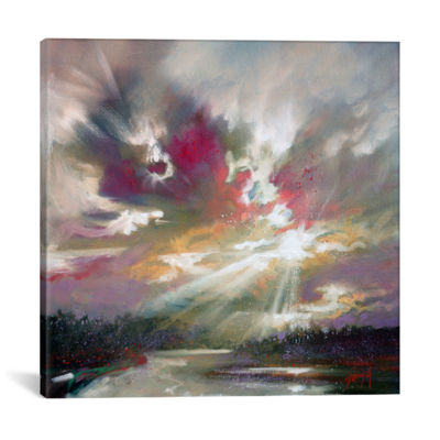 Loch Light II by Scott Naismith Canvas Print