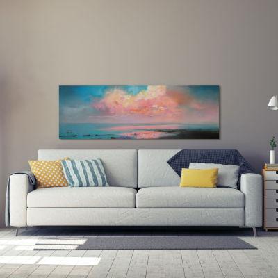 Atlantic Cumulus by Scott Naismith Canvas Print