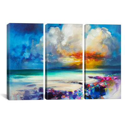Golden by Scott Naismith Canvas Print