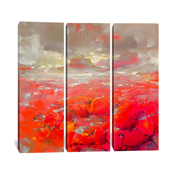 Molecular Bonds by Scott Naismith Canvas Print