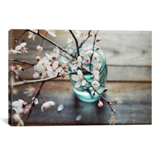 Fallen Petals by Lupen Grainne Canvas Print